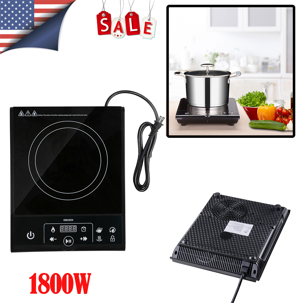 1800w Electric Induction Cooktop