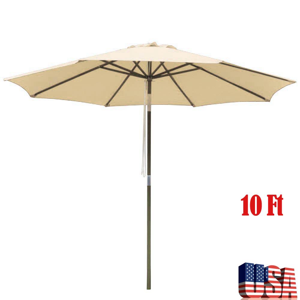 10 Outdoor Patio Umbrella Cover